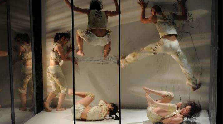 來自台灣的林文中舞團美國首演「情歌」