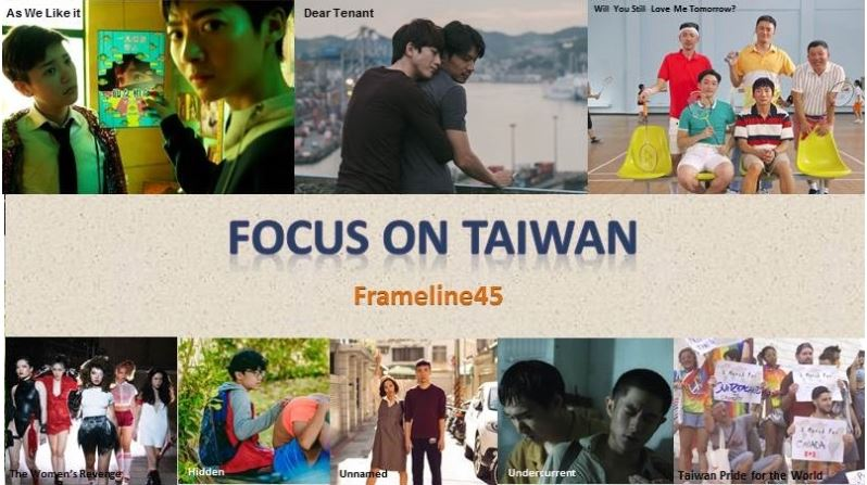 """""""Focus on Taiwan"""" Launched at Frameline45"""
