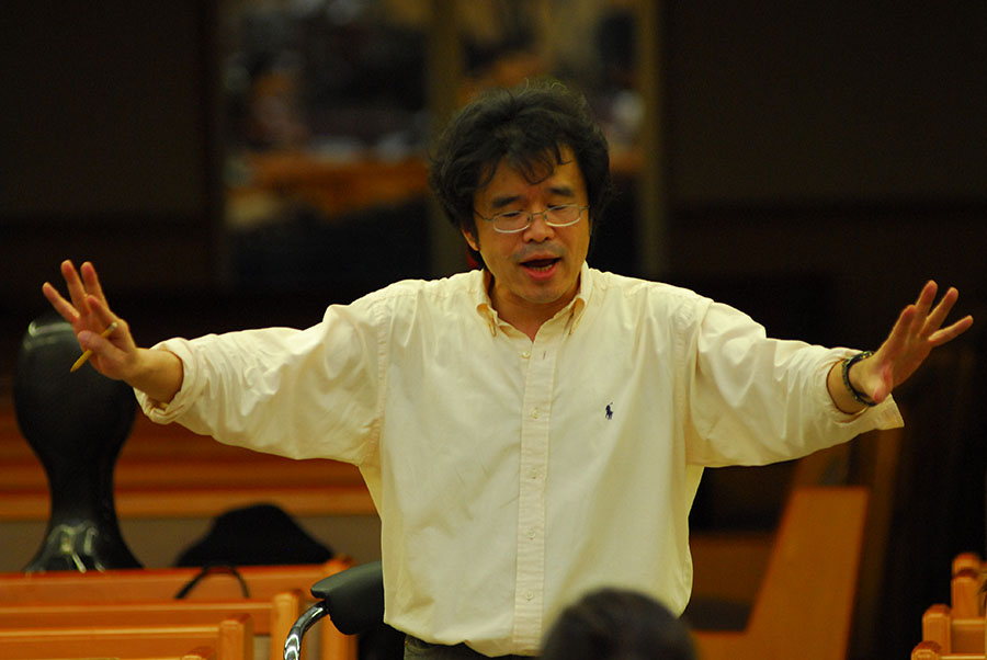 Composer | Gordon Shi-Wen Chin