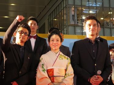 台湾野球映画「KANO」、2014年の映画で最も好調なスタート切る