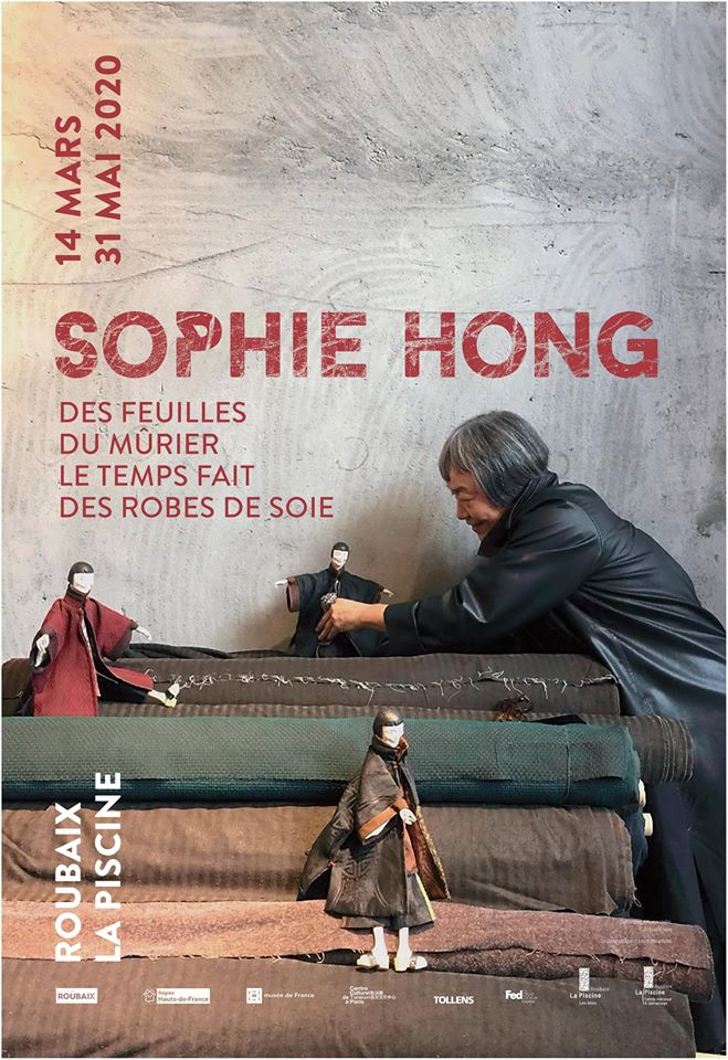 Sophie Hong exhibit to complement French city's textile history