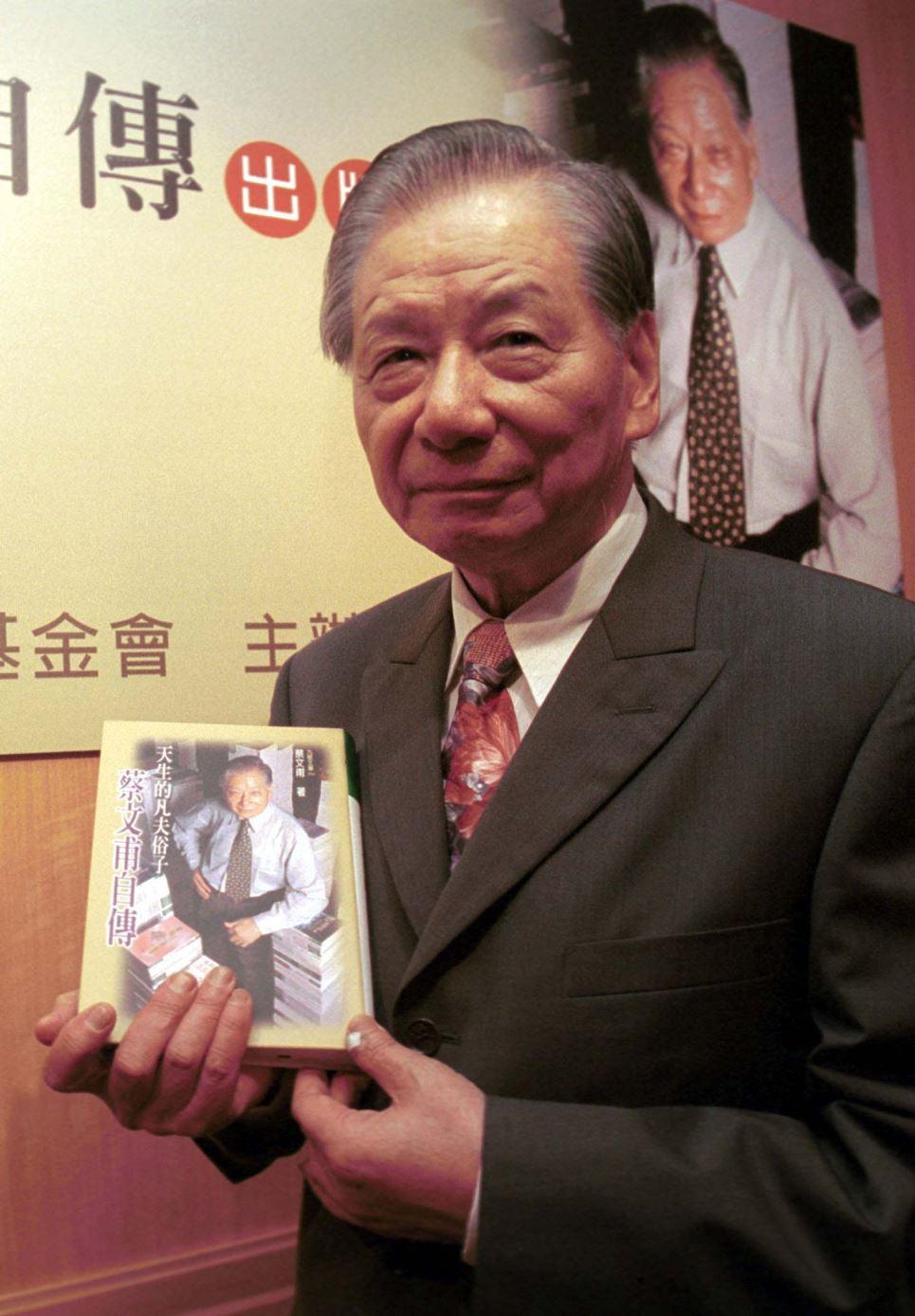 Chiu Ko Publishing Company Founder | Tsai Wen-fu
