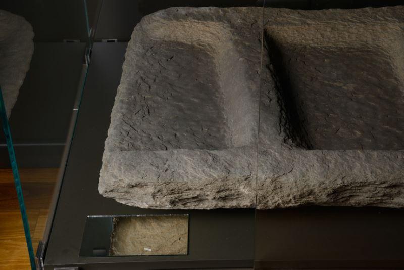 卑南文化岩雕石梯