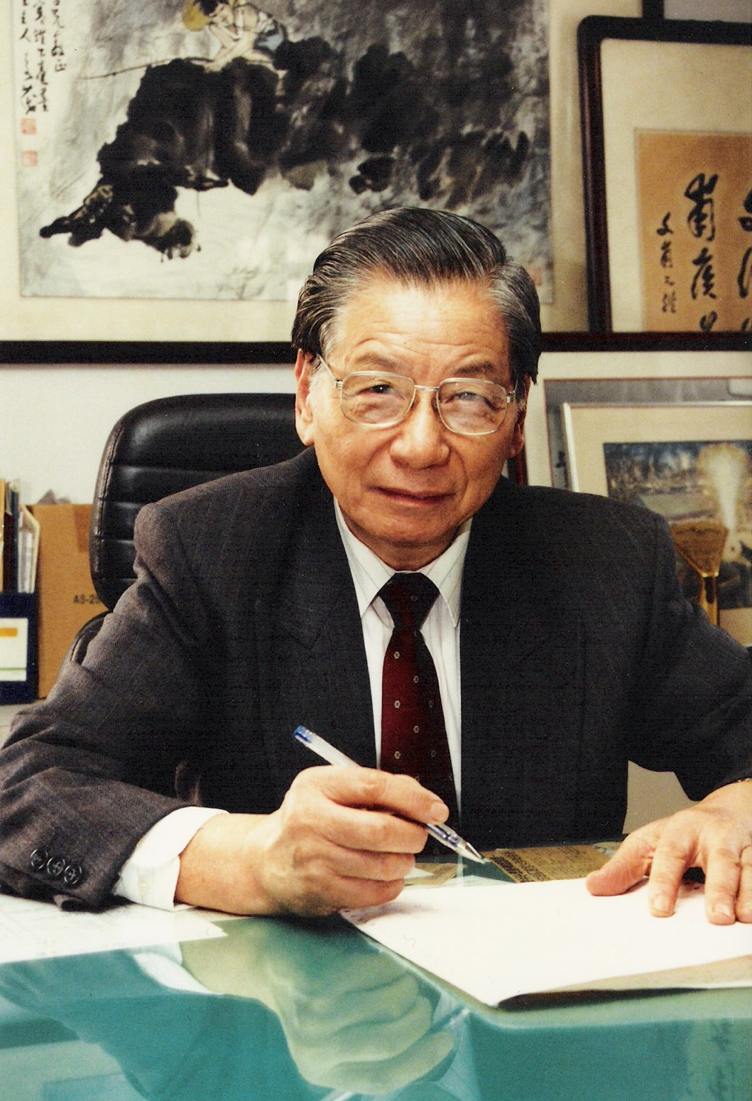 Culture Minister laments the passing of dedicated publisher Tsai Wen-fu