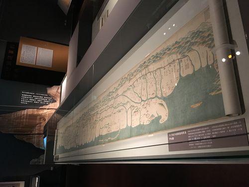地図で台湾史をひもとく特別展、台南の台史博で開幕 希少な一枚を初公開