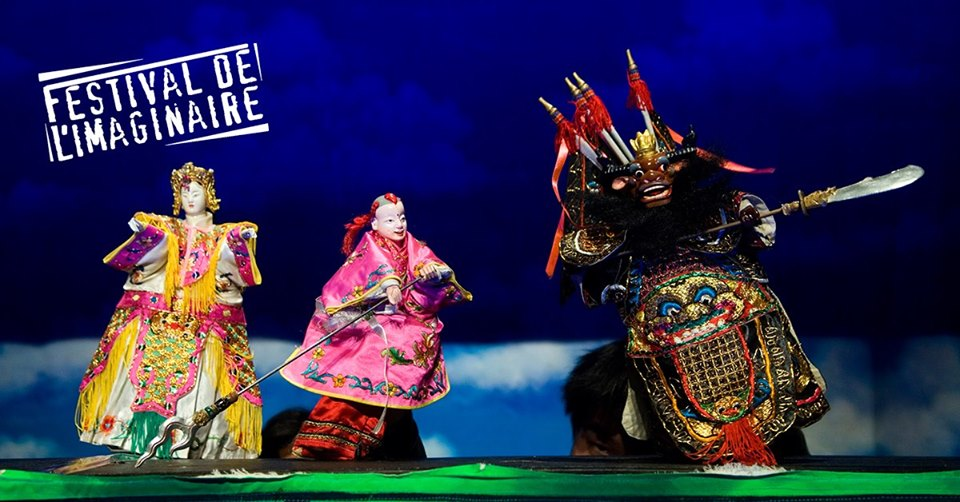 Taiwanese puppeteer Liao Wen-ho to tour France