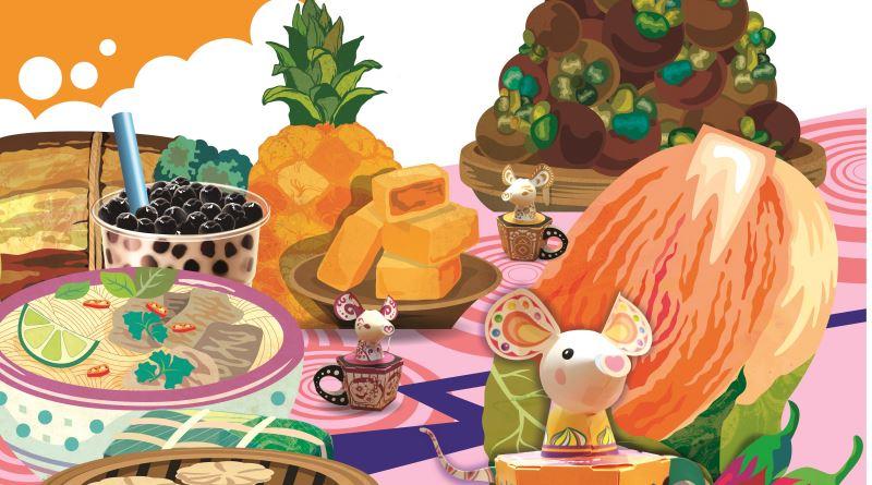喜迎金鼠!加拿大LunarFest節慶看見台灣藝術