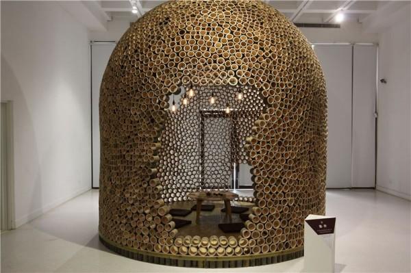 'TEA x CRAFT: Tea Room Design Exhibition'