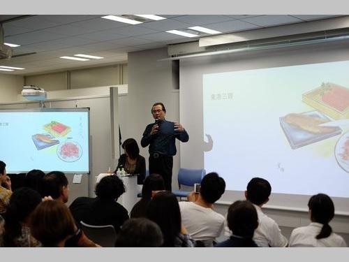 漫画家の魚夫さん、東京で「台湾でしか味わえない味覚」を紹介