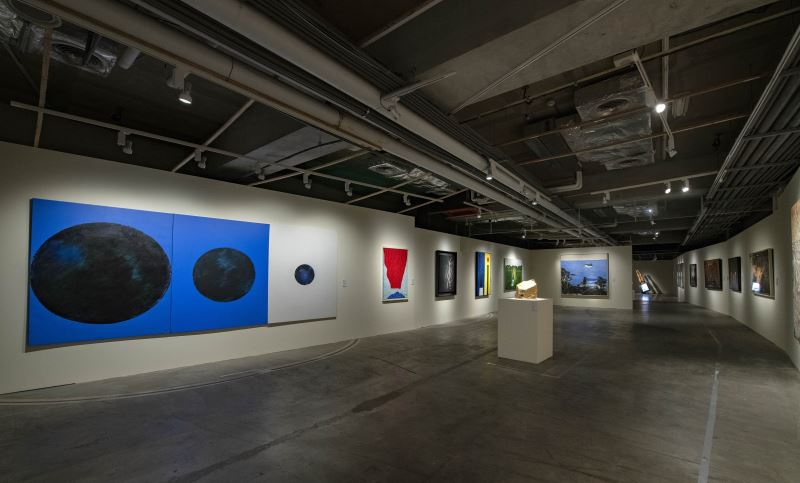 'Selection of NTMoFA's Collection' exhibition