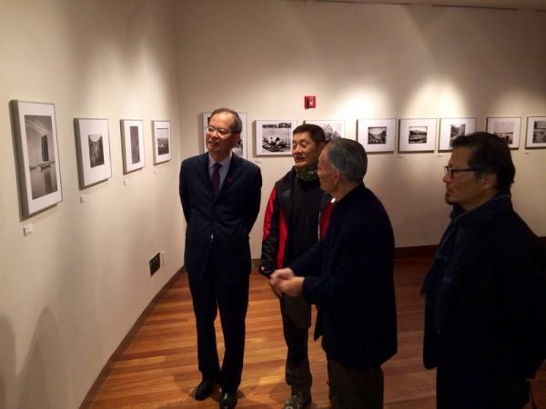 Taiwan's raw history, beauty on display in NY
