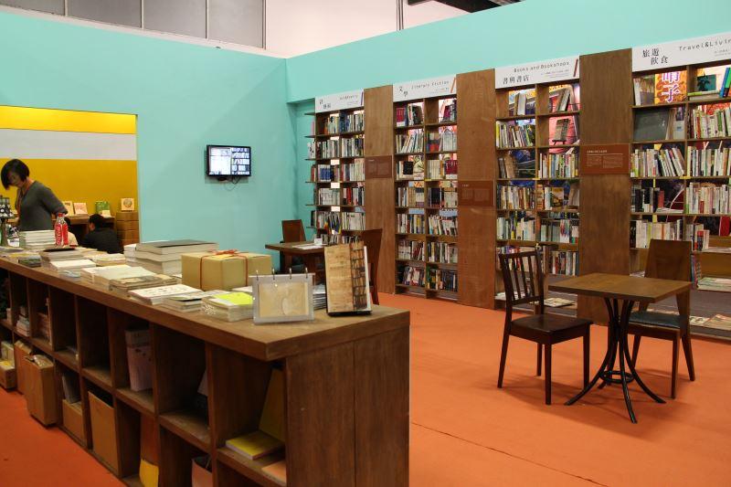 香港書展台灣獨立書店展