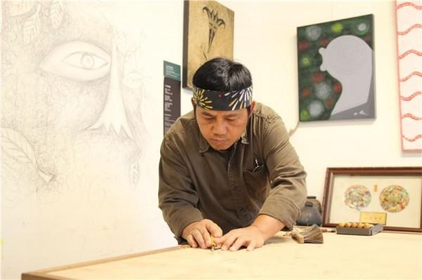 Paiwan Artist | Etan Pavavalung