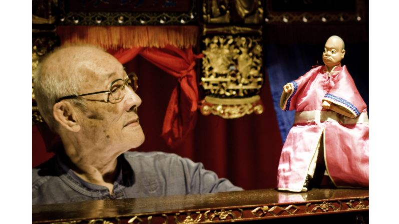 Taiwanese Puppet Master Documentary FATHER Kicking off US East Coast Shows in New York