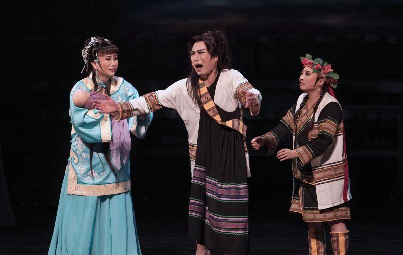 《夢斷黑水溝》薪傳歌仔戲劇團