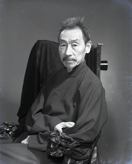 'The Artist & Celebrity: Photographer Long Chin-san'