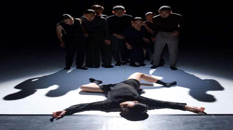 智利聖地牙哥藝術基金會線上播映台灣丞舞製作團隊作品《怒》
