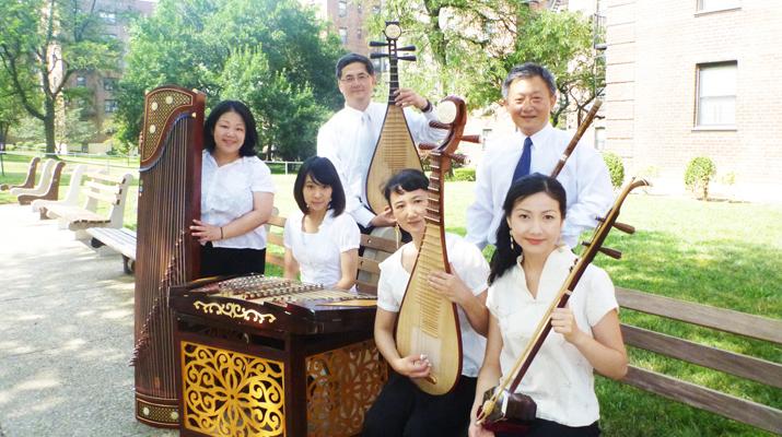 紐約台灣書院「絲竹音樂會系列」歡迎大家參加