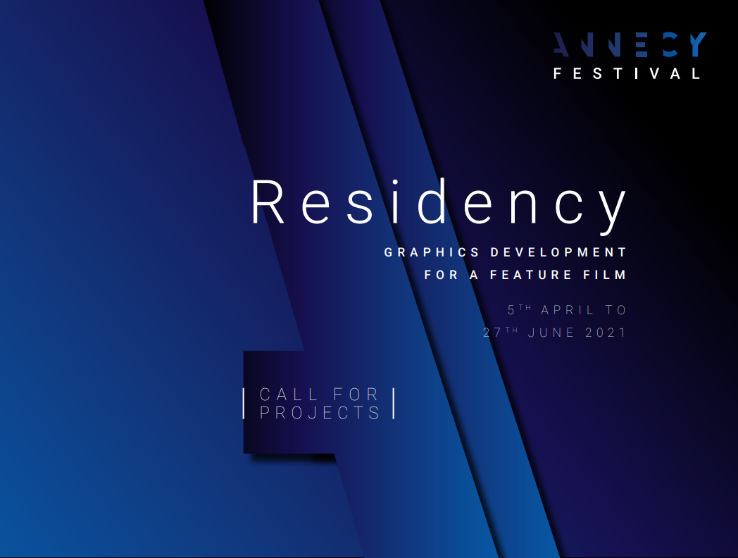 Open Call: The Annecy Festival Residency