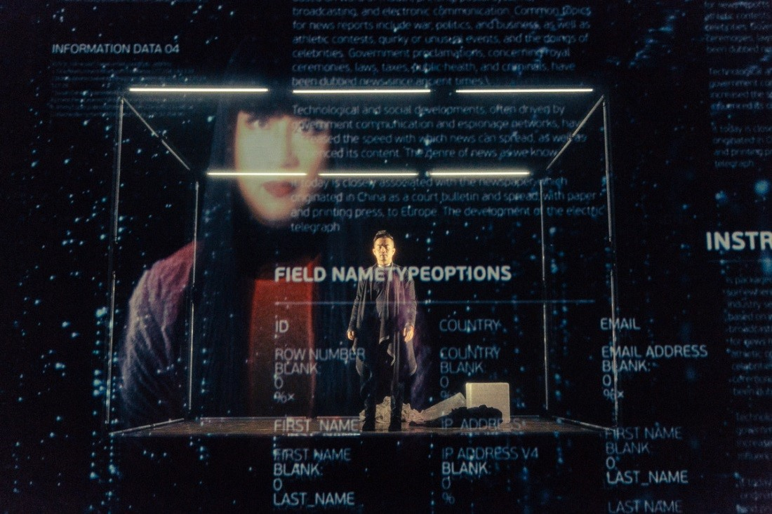 Taiwanese play on love, loss, and AI to debut in San Francisco
