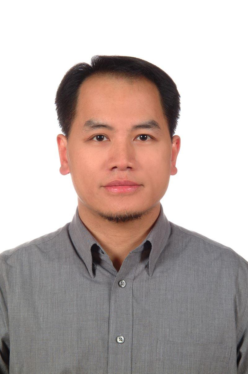 Viceministro de Cultura  Peng Chun-heng