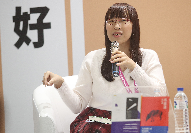 Taiwanese writer Li Qinfeng wins prestigious Japanese arts award for novel
