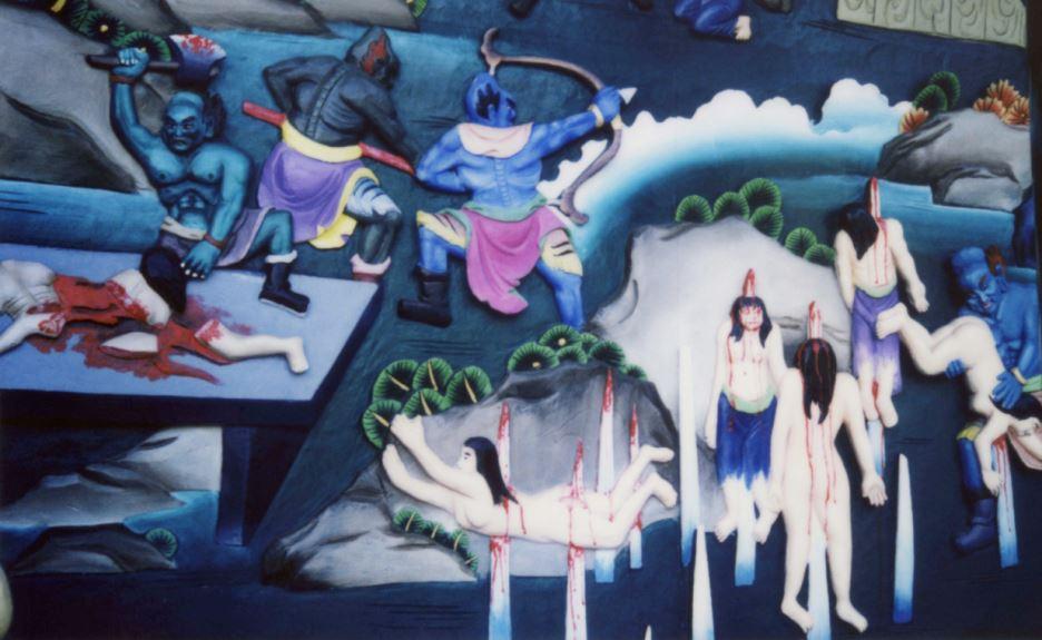 「極樂世界-姚瑞中與蘇匯宇的神遊之旅」錄像展-盧森堡卡西諾當代藝術中心