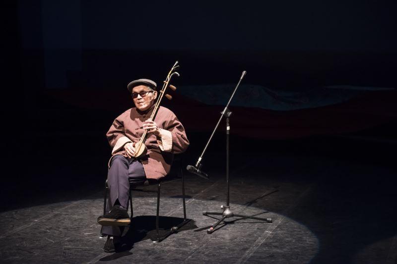 Culture Minister Lee Yong-te mourns death of Hakka Folk Song Artist Hsu Mu-chen