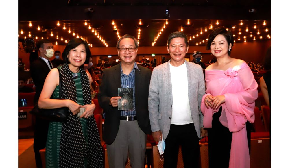 Taiwan holds its first live film awards since COVID-19 pandemic