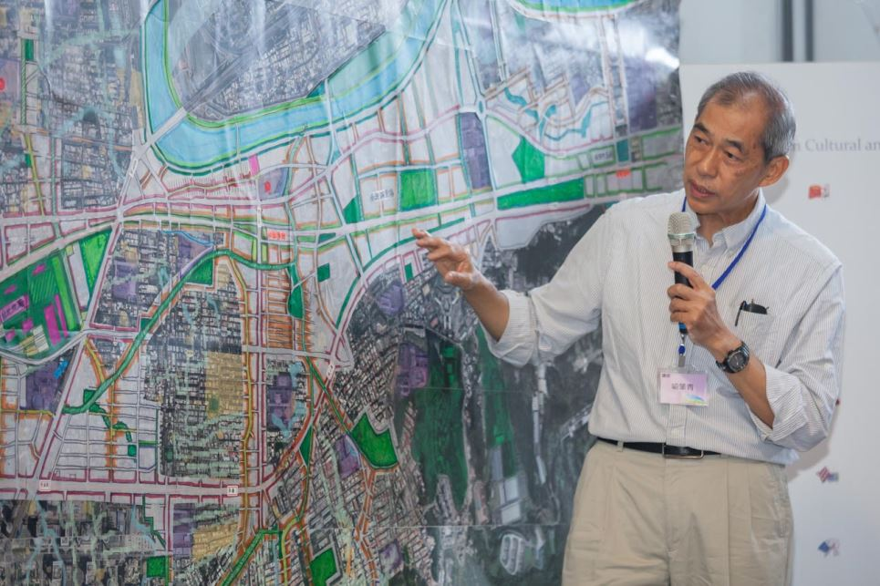 Urban Planner | Yu Chao-ching