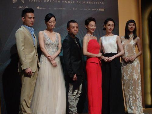 金馬映画祭、ヤン・ヤーチェ監督「血観音」で開幕 キャストが集結