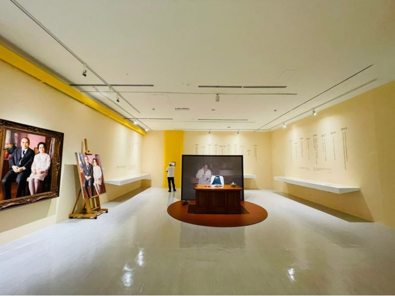 ARTouch presents Sun Ten collection and Taiwan art history on film