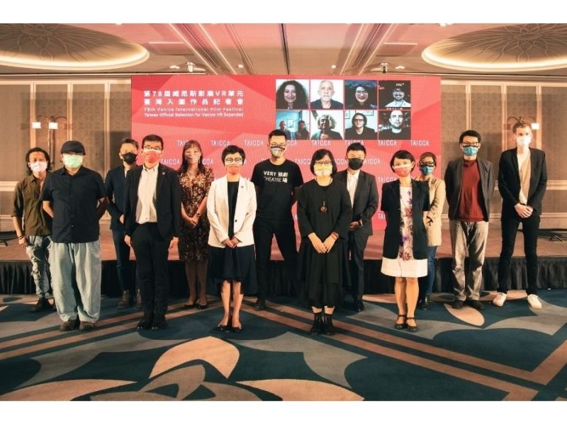 Seven immersive Taiwanese VR works selected at Venice Film Festival