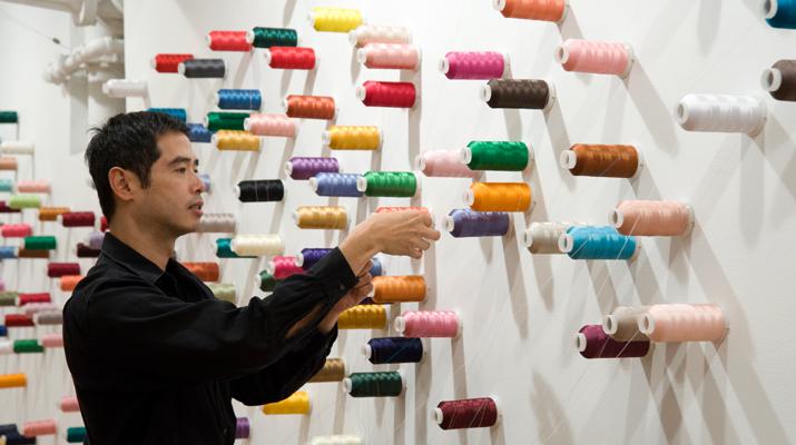 台灣藝術家李明維個展「移動的花園」(Moving Garden)布魯克林美術館開幕