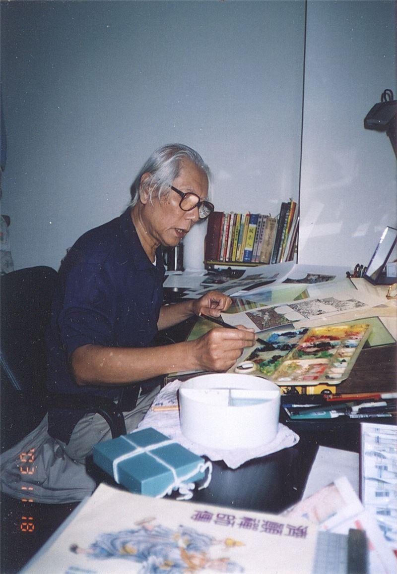 Comic Artist | Hsu Mao-song