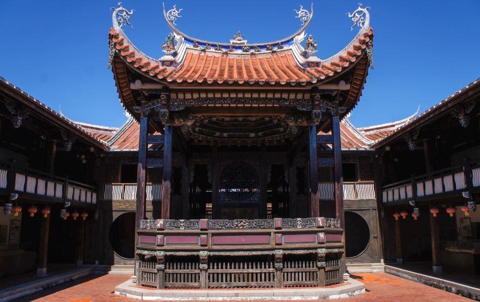 National Historic Site | Wufeng Lin Family Garden