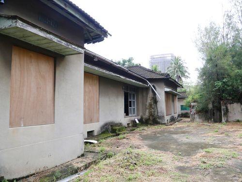 日本統治時代の宿舎群、複合型文化スポットに 工事始まる/台湾・台南