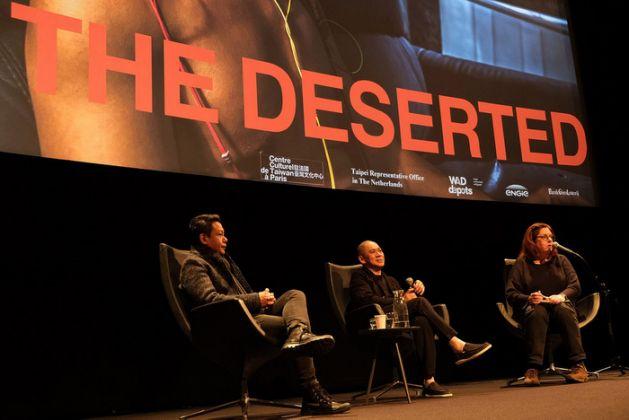 Director Tsai Ming-liang attends Amsterdam retrospective