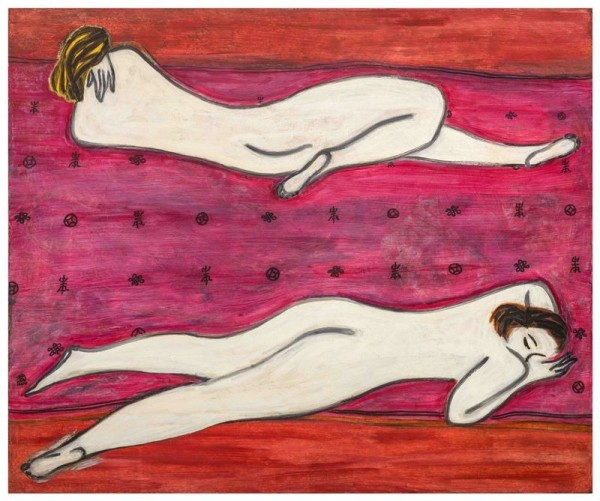 National Museum of History restores priceless Sanyu paintings