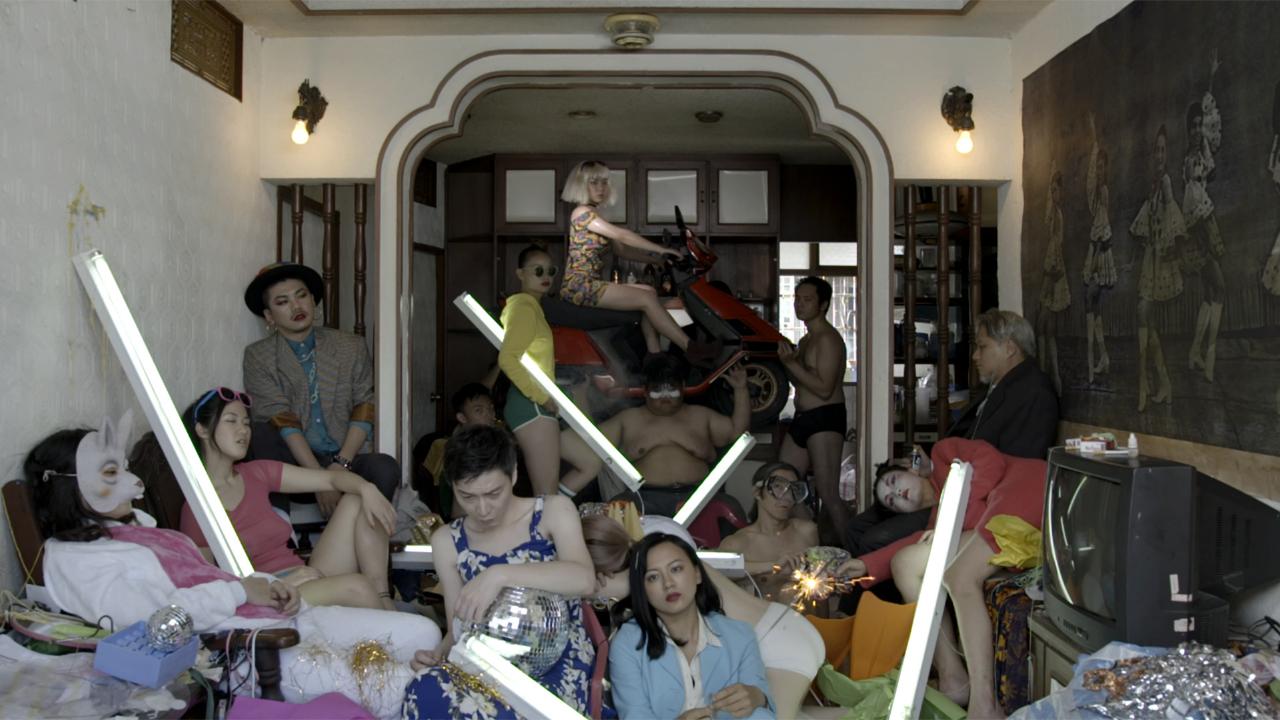 Taiwán, presente en la fiesta del videoarte de Madrid