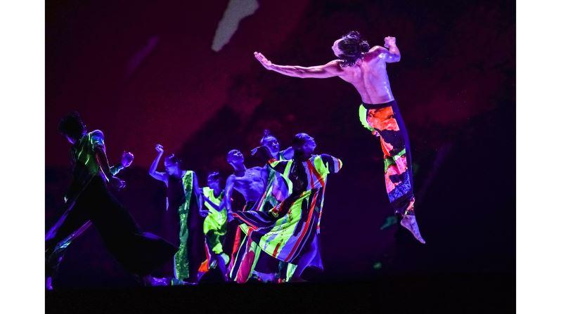 雲門舞集鄭宗龍《十三聲》線上賞析系列節目 5/13-23線上播映  解密現代舞的音樂與色彩