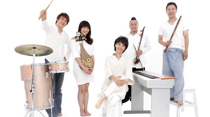 金曲/金音獎雙料得主,絲竹空爵士樂團前進第30屆加拿大音樂週