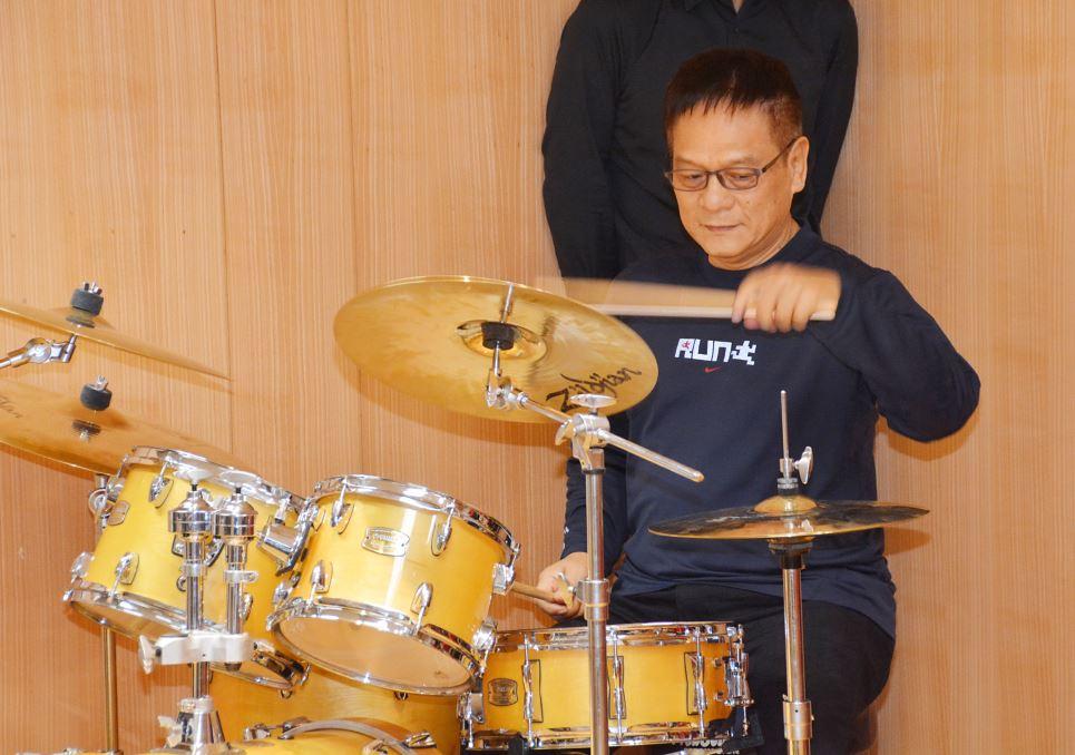 Jazz Drummer | Rich Huang
