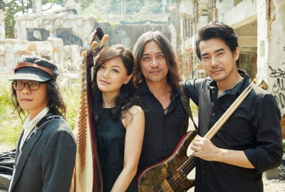 16 Jun 19:30【傳統跨界新樂風 漩指Unplugged】