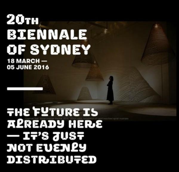 Australia | '20th Biennale of Sydney'