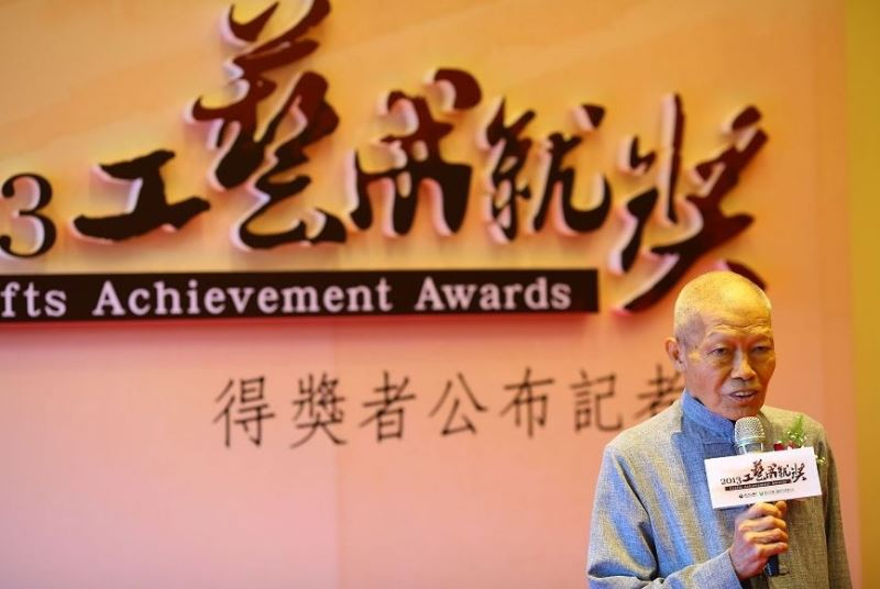 Bamboo maestro wins top crafts award of 2013