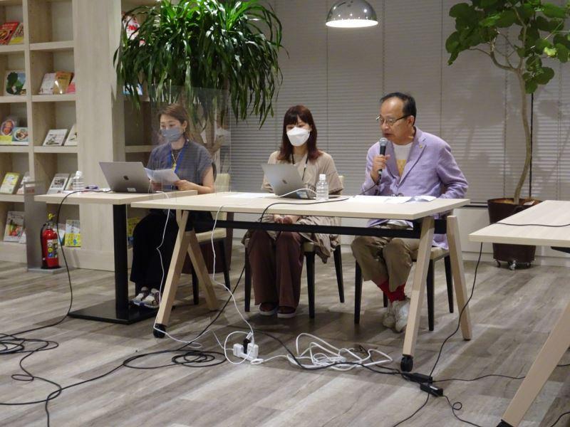 台湾現代アーティストの魅力を紹介 オンラインでトークイベント