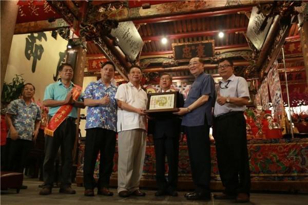 Hakka Yimin faith designated as national folk heritage