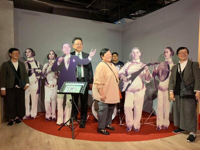 許石百歲特展系列活動-《許石家屬與歌手的音樂回顧》