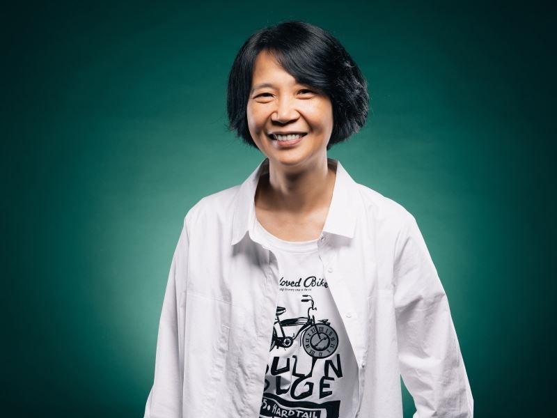 歴史ノンフィクション作家・陳柔縉さん死去 57歳